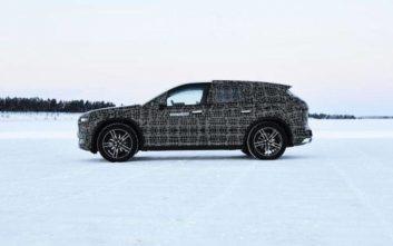 Χειμερινές δοκιμές για το BMW iNEXT