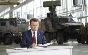 Η Πολωνία θα αγοράσει 20 αμερικανικά συστήματα εκτόξευσης ρουκετών πυροβολικού