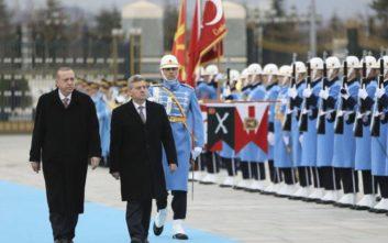 Η Τουρκία επιμένει να αποκαλεί τα Σκόπια «Μακεδονία»