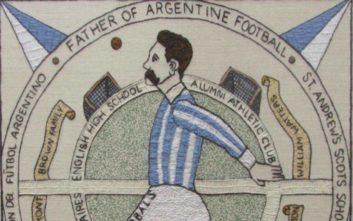 Ο πατέρας του αργεντίνικου ποδοσφαίρου
