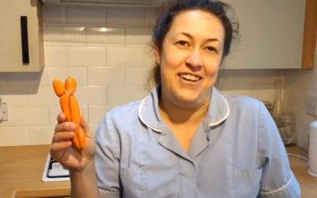 Νοσοκόμα ισχυρίζεται πως αυτά τα δυο καρότα «κάνουν σεξ»