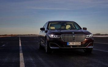 Έρχεται plug-in υβριδική BMW Σειρά 7