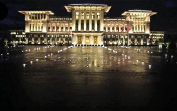 Εικόνες από το πανάκριβο παλάτι του Ρετζέπ Ταγίπ Ερντογάν