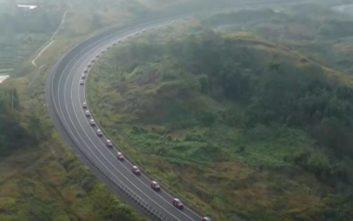 Πενήντα οχήματα χωρίς οδηγό βγήκαν στους δρόμους της Κίνας