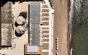 Πρώην οινοποιείο του 1920 μετατρέπεται σε ένα υπέροχο resort στην Αμαλιάδα