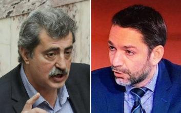Καταδίκη του Πολάκη για εξύβριση του δημοσιογράφου Βασίλη Μπεσκένη