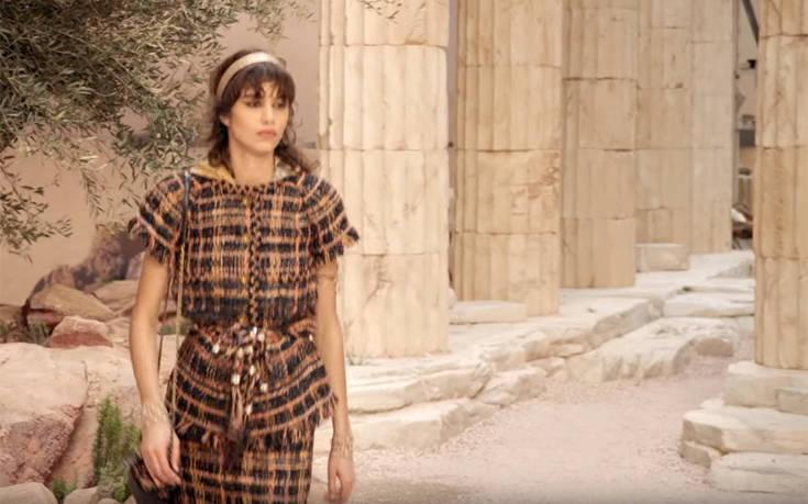 Ο Καρλ Λάγκερφελντ μισούσε την ασχήμια και λάτρευε την ομορφιά της αρχαίας Ελλάδας