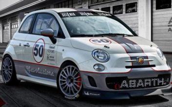 Abarth Racing, το κεντρί του Σκορπιού