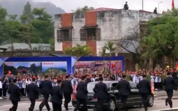 Οι σωματοφύλακες του Κιμ Γιονγκ Ουν είναι οι πιο γρήγοροι στον κόσμο