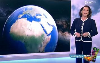 Οι Ράδιο Αρβύλα σατιρίζουν το «σιχτίρισμα» της Χριστίνας Σούζη στον τηλεοπτικό αέρα