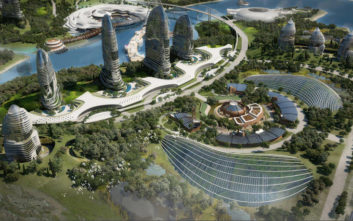 Η πρώτη «έξυπνη» πόλη της Ευρώπης θα λειτουργήσει στην Ισπανία το 2023