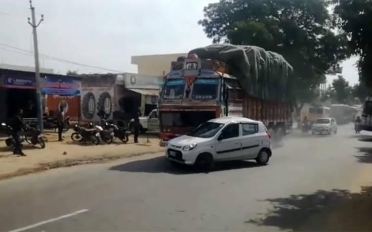 Τσακώθηκαν, τον «κάρφωσε» με το φορτηγό και τον έσυρε για… 2 χιλιόμετρα