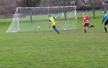 Τέσσερα «άχαστα» γκολ… δεν μπήκαν σε ματς της Αγγλίας
