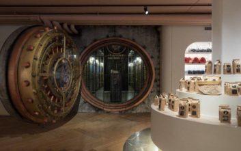 Ένα νέο μουσείο στην Αμβέρσα προσφέρει βιωματική εμπειρία με επίκεντρο τη σοκολάτα