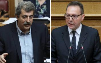 Εισαγγελική παρέμβαση για τη δημοσιοποίηση της συνομιλίας Πολάκη - Στουρνάρα