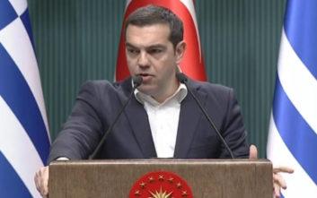 Τι συμφώνησαν Τσίπρας - Ερντογάν για την αποκλιμάκωση της έντασης στο Αιγαίο
