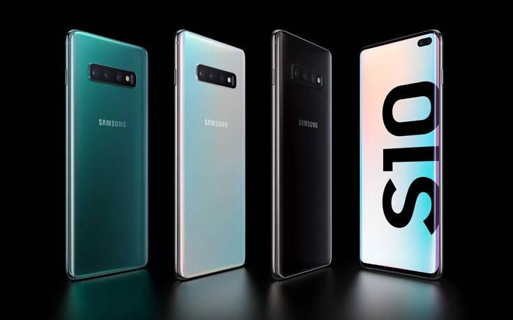 Αυτό είναι το Galaxy S10 της Samsung
