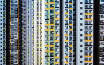 Απολαύστε την πυκνή τσιμεντένια ζούγκλα του Χονγκ Κονγκ «αλλιώς»