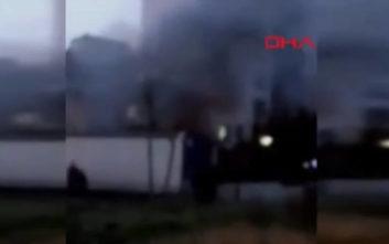 Τουλάχιστον τέσσερις στρατιώτες οι τραυματίες από την πτώση του ελικοπτέρου στην Κωνσταντινούπολη