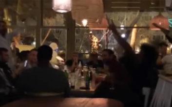 Οι παίκτες του ΠΑΟΚ τραγούδησαν το «We are the Champions»