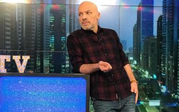 Τι συμβαίνει με το τηλεοπτικό μέλλον του Νίκου Μουτσινά