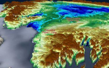 Τι ανακάλυψε η NASA κάτω από τους πάγους της Γροιλανδίας
