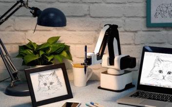 Ο ρομποτικός βραχίονας που έρχεται να αλλάξει τον εξοπλισμό γραφείου