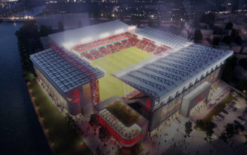 Ο Βαγγέλης Μαρινάκης ανακατασκευάζει το γήπεδο της Νότιγχαμ Φόρεστ