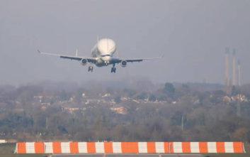 Το ιδιαίτερο Airbus που αποκαλούν «χαμογελαστή φάλαινα»