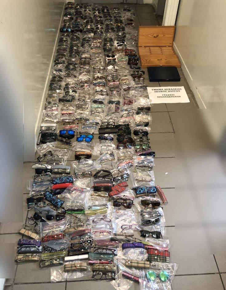 805d9bf3917d Έκλεψαν ρούχα και γυαλιά αξίας 900.000 ευρώ από καταστήματα στη ...