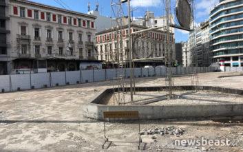 Τι συμβαίνει και πάλι στην πολύπαθη πλατεία Ομόνοιας