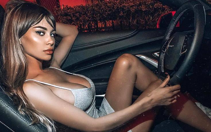 Η Ρωσίδα που δίνει άλλο νόημα στις σέξι πόζες