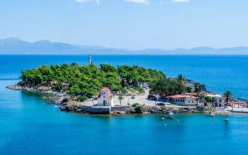 Το νησάκι που αποτέλεσε το ερωτικό κρησφύγετο του Πάρη και της Ωραίας Ελένης