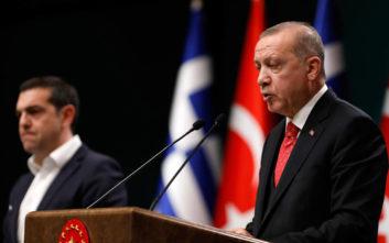 Εστία: Η μυστική πρόταση του Αλέξη Τσίπρα στον Ερντογάν