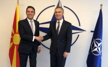 Έγινε ένα σημαντικό βήμα για την ένταξη της ΠΓΔΜ στο ΝΑΤΟ