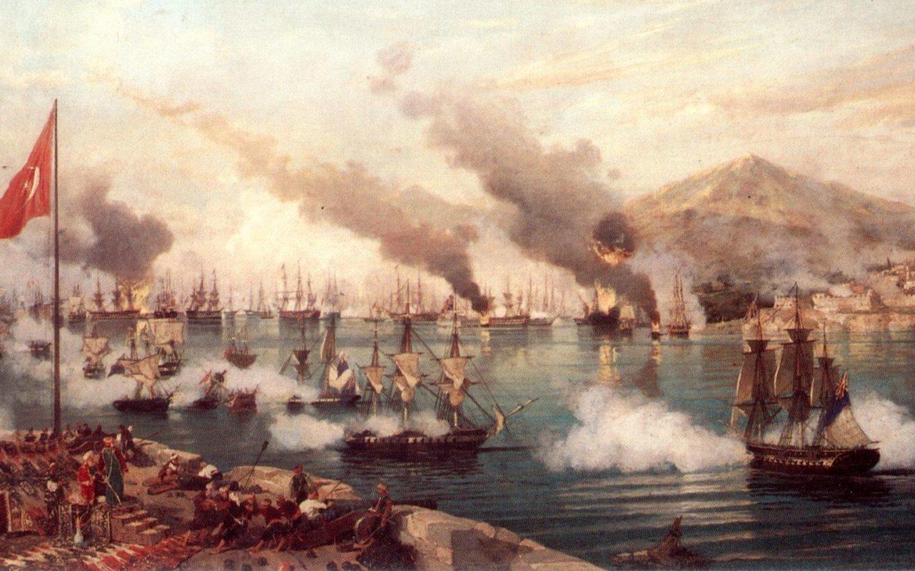 Η ναυμαχία που καθόρισε την τύχη της Επανάστασης του 1821