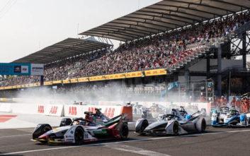 Τρίτη σερί νίκη της Audi στο Μεξικό για το Παγκόσμιο Πρωτάθλημα Formula E