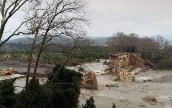 Έτσι θα ξανακατασκευαστεί η ιστορική γέφυρα που κατέρρευσε στην Κρήτη