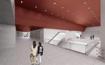 Έτσι θα είναι ο νέος σταθμός του μετρό στον Κορυδαλλό