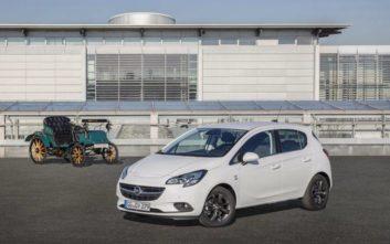 Opel Corsa «120 Edition» με 11.690 ευρώ