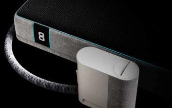 Ένα στρώμα με τεχνητή νοημοσύνη για ύπνο βγαλμένο από όνειρο