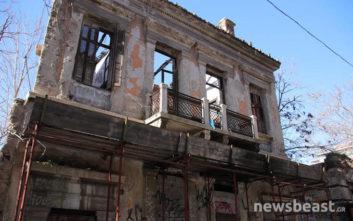 Παλιά σπίτια στην Αθήνα, «στολίδια» μιας άλλης εποχής που εγκυμονούν κινδύνους