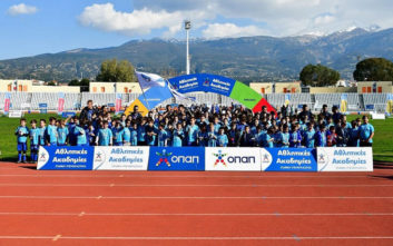 Διήμερη γιορτή του αθλητισμού στην Πάτρα στο Φεστιβάλ Αθλητικών Ακαδημιών ΟΠΑΠ