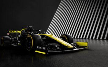 Η Renault παρουσίασε το μονοθέσιο του 2019