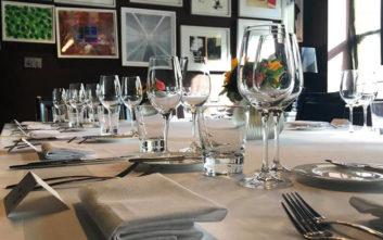 Ο Έλληνας σεφ επιτυχημένου εστιατορίου στο Λονδίνο με αστέρι Michelin