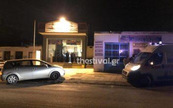 Ξύλο με τραυματία σε καφενείο της Θεσσαλονίκης