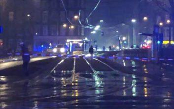 Νεκρός ο άνδρας που τραυματίστηκε από αστυνομικά πυρά στο Άμστερνταμ