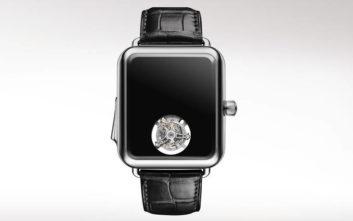 Το μοναδικό ρολόι που δεν βλέπεις την ώρα!