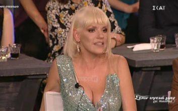 cc72a37aa7c2 Ελληνίδα παρουσιάστρια με λεοπάρ κολάν και μποτάκια με στρας – Newsbeast