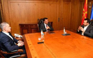 Αθήνα και Σκόπια υπέγραψαν συμφωνία για τη μείωση των τελών περιαγωγής